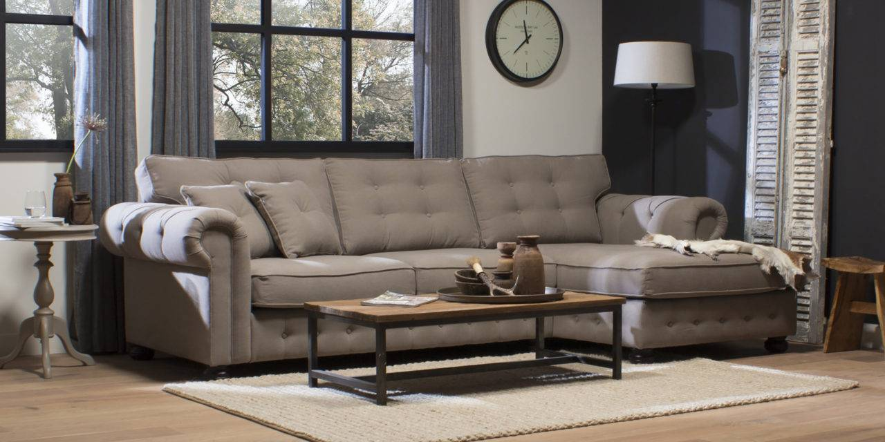 UrbanSofa San-Remo Chesterfield Loungebank
