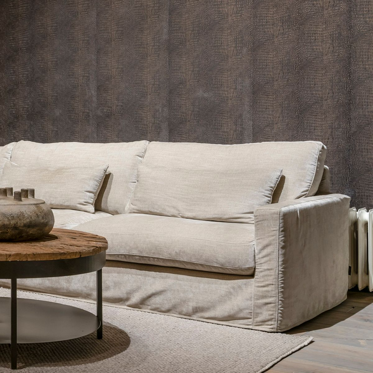 UrbanSofa Cambridge Casia Belize Sand