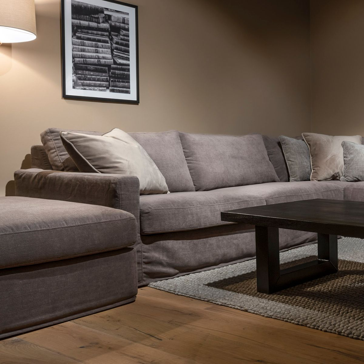 UrbanSofa Cambridge Casia Vancouver Taupe